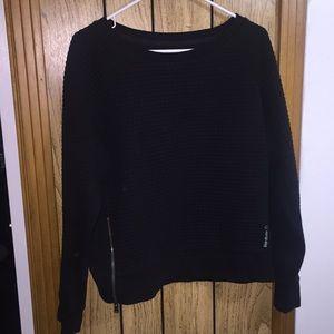🖤Reebok Quilted Sweater Medium🖤